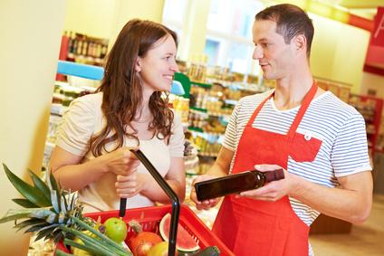 Commerce-Supermarche